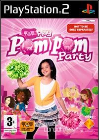 Game Box for EyeToy Play: PomPom Party (PS2)
