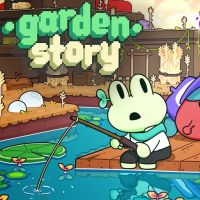 Game Box for Garden Story (PC)
