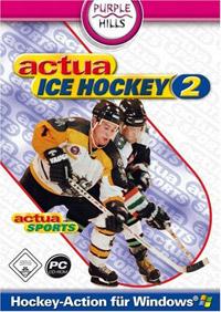 Game Box for Actua Ice Hockey 2 (PC)