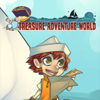Game Treasure Adventure World (PC) cover