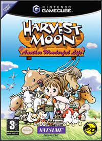 Okładka Harvest Moon: Another Wonderful Life (GCN)