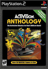 Okładka Activision Anthology (PS2)