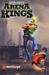 Okładka Shoot Many Robots: Arena Kings (PC)