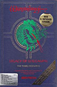 Okładka Wizardry III: Legacy of Llylgamyn (PC)