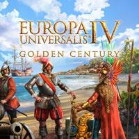 Okładka Europa Universalis IV: Golden Century (PC)
