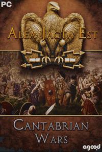 Okładka Alea Jacta Est: The Cantabrian Wars (PC)