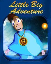 Okładka Little Big Adventure: Enhanced Edition (PC)