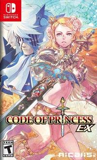 Okładka Code of Princess EX (Switch)