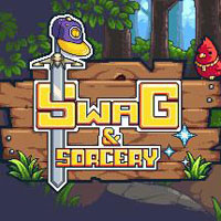 Game Box for Swag and Sorcery (PC)