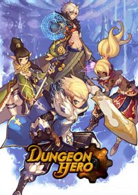 Game Box for Dungeon Hero (PC)