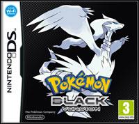 Okładka Pokemon Black (NDS)