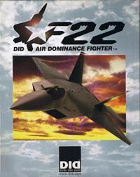 Okładka F-22 Air Dominance Fighter (PC)