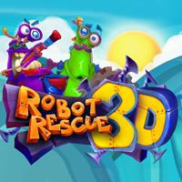 Okładka Robot Rescue 3D (3DS)