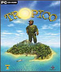 Okładka Tropico (2001) (PC)
