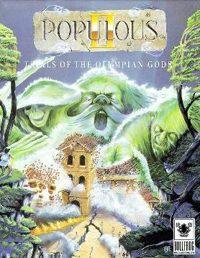 Okładka Populous II: Trials of the Olympian Gods (PC)