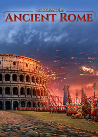 Game Box for Aggressors: Ancient Rome (PC)