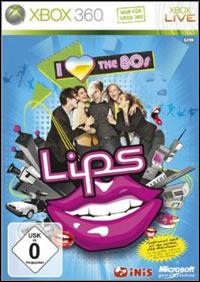 Okładka Lips: I Love the 80s (X360)