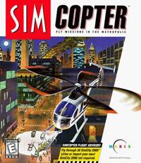 Okładka SimCopter (PC)