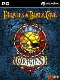 Okładka Pirates of Black Cove: Origins (PC)
