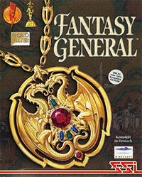 Game Box for Fantasy General (PC)