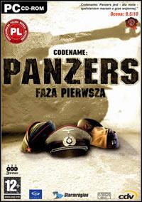 Okładka Codename: Panzers - Phase One (PC)