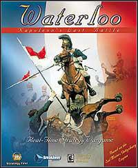 Okładka Waterloo: Napoleon's Last Battle (PC)