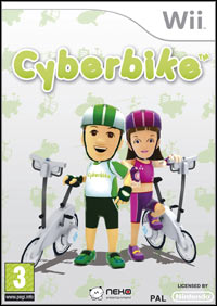Game Box for Cyberbike (Wii)