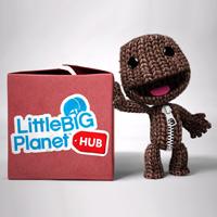 Okładka LittleBigPlanet Hub (PS3)
