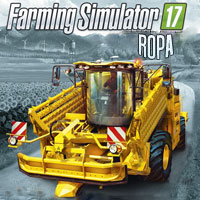Game Farming Simulator 17: ROPA (PC) cover