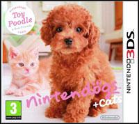 Okładka Nintendogs + Cats: Toy Poodle & New Friends (3DS)