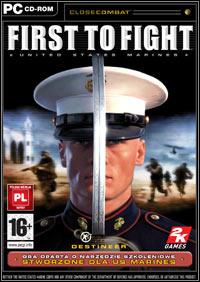 Okładka Close Combat: First to Fight (PC)