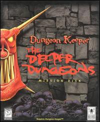 Okładka Dungeon Keeper: The Deeper Dungeons (PC)