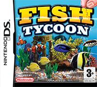 Okładka Fish Tycoon (NDS)