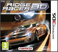 Okładka Ridge Racer 3DS (3DS)