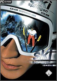 Game Box for Ski Jump Challenge 2004 (PC)