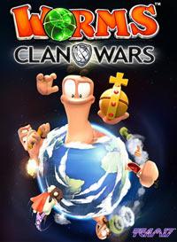 Okładka Worms Clan Wars (PC)