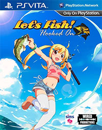 Game Box for Lets Fish! Hooked On (PSV)