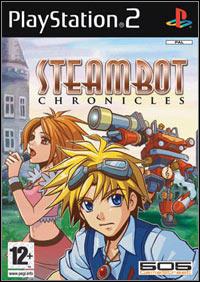 Okładka Steambot Chronicles (PS2)
