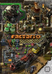Okładka Factorio (PC)