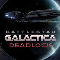 Game Battlestar Galactica Deadlock (PC) cover