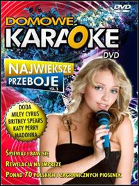 Okładka Domowe Karaoke: wersja DVD czesc 3 (PC)