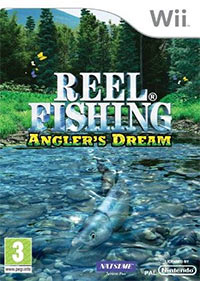 Game Box for Reel Fishing: Angler's Dream (Wii)