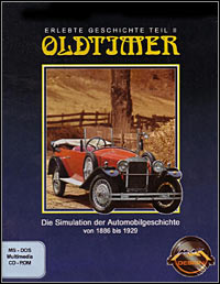 Okładka Motor City (PC)