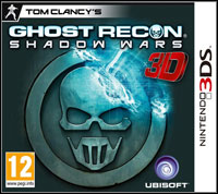 Okładka Tom Clancy's Ghost Recon: Shadow Wars (3DS)
