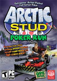 Okładka Arctic Stud Poker Run (PC)