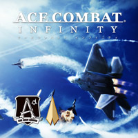 Okładka Ace Combat Infinity (PS3)