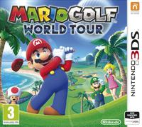 Okładka Mario Golf: World Tour (3DS)