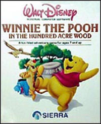 Okładka Winnie the Pooh in the Hundred Acre Wood (PC)