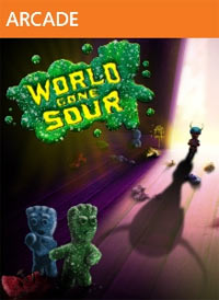 Game World Gone Sour (PC) cover