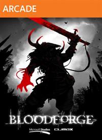 Okładka Bloodforge (X360)